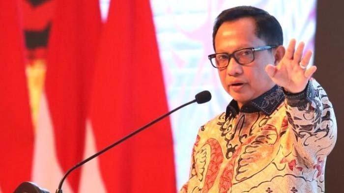 Resmi Pemerintah Larang Buka Bersama dan Halal Bihalal, Mendagri Tito Karnavian :Antisipasi Covid-19