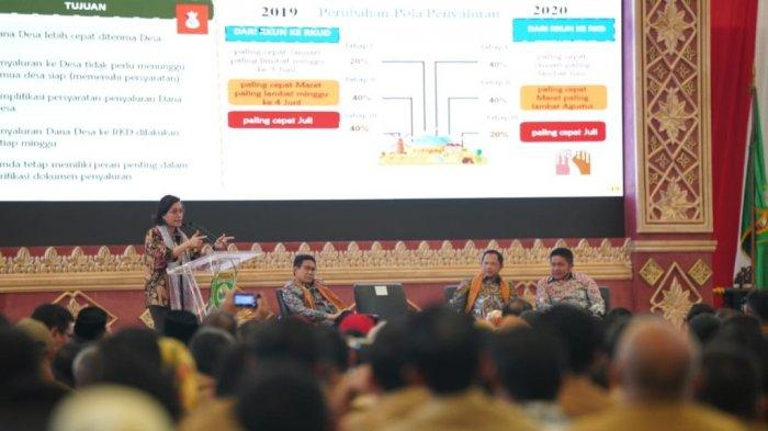 Langka, Tiga Menteri Datangi Sumsel Sekaligus, Nilai Provinsi ini Perkembangannya Pesat