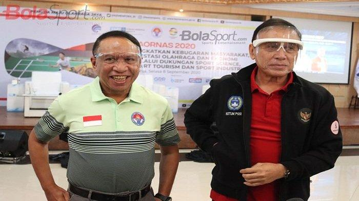 Ketum PSSI Sebut Kerugian Mencapai Rp 3,5 T Jika Liga Indonesia Tak Berjalan