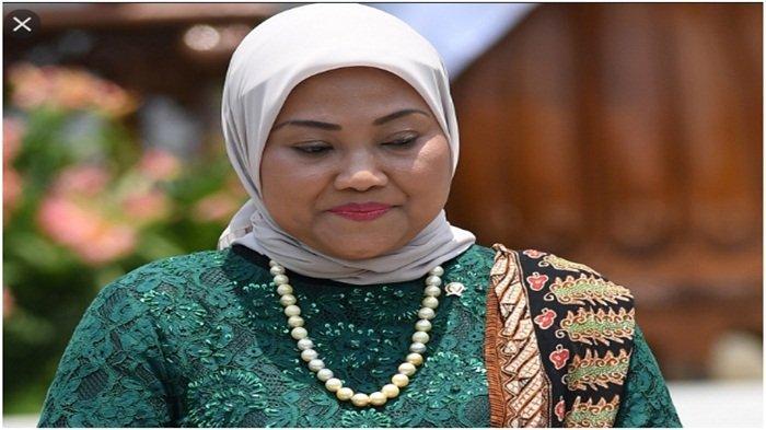 Menteri Ketenagakerjaan ( Menaker), Ida Fauziyah