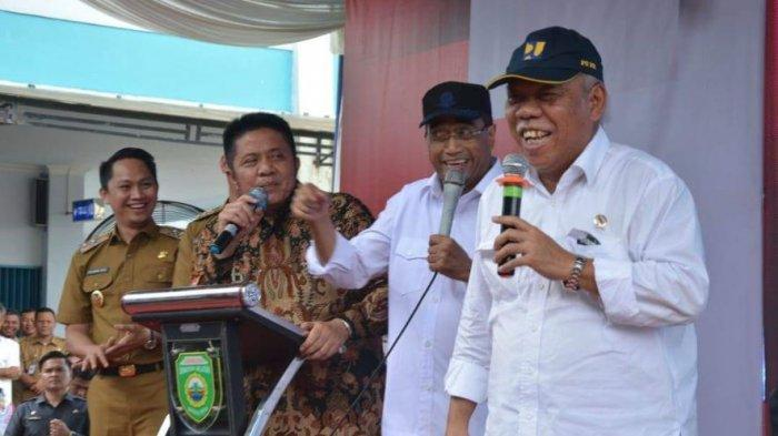 Menteri PUPR Turunkan Tim Ahli Rancang Pembangunan Jembatan Lematang Indah Pagaralam