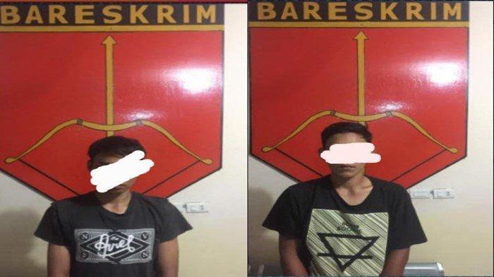 Enam Pria Bawa Sajam Rampok Sopir Sales Rokok di Peninjauan, Rampas Uang Jutaan, 2 Diamankan 4 Buron