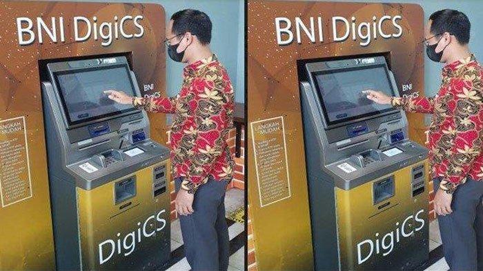 Tata Cara Ganti ATM BNI Chip 2021, Mudah dan Gratis, Datang ke Kantor BNI atau Melalui DigiCS