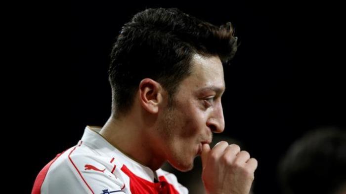 Mesut Oezil Segera Pisah dari Arsenal, Pilih Klub Turki Fenerbahce