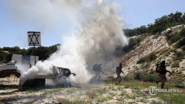 Israel Prediksi Serangan dari Pasukan Elit Hamas. Menyusup Lewat Bawah Tanah Hingga Roket Menengah