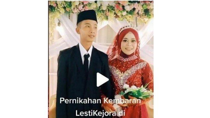 Pasangan Pengantin Viral Gegara Mempelai Wanita Mirip Lesty Kejora, Ayah Sang Pedangdut Buka Suara