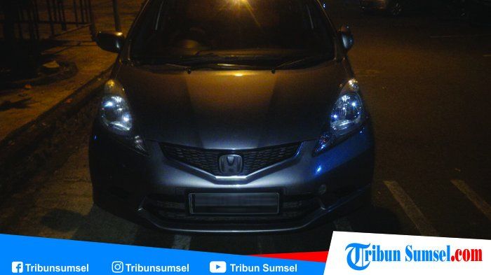Polisi Kejar Mobil Honda Jazz Hingga ke Jalinsum Muratara, Saat Digeledah Temukan Barang ini