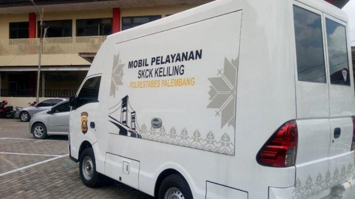 Mobil SKCK Keliling Segera Beroperasi di Palembang, Hanya Layani Perpanjangan