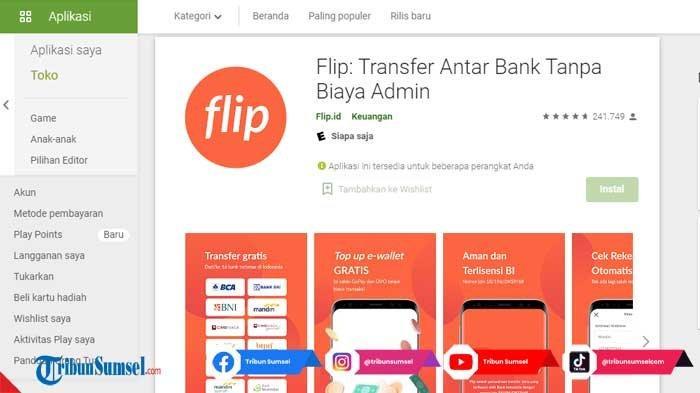 Cara Refund di Aplikasi Flip Jika Nominal yang Dikirim Salah, Ini Langkah-Langkah Pengembaliannya