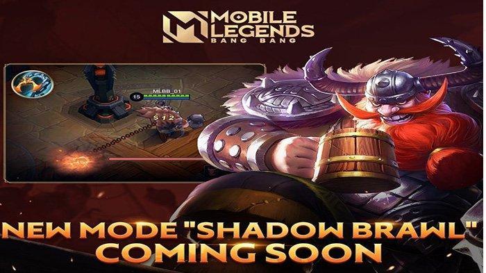Mode Baru Shadow Brawl Akan Segera Hadir di Mobile Legends, Ini Penjelasannya