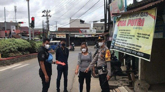 Modus Baru Begal di Palembang, Beraksi Ditempat Ramai, Seorang Wanita Lapor Polisi