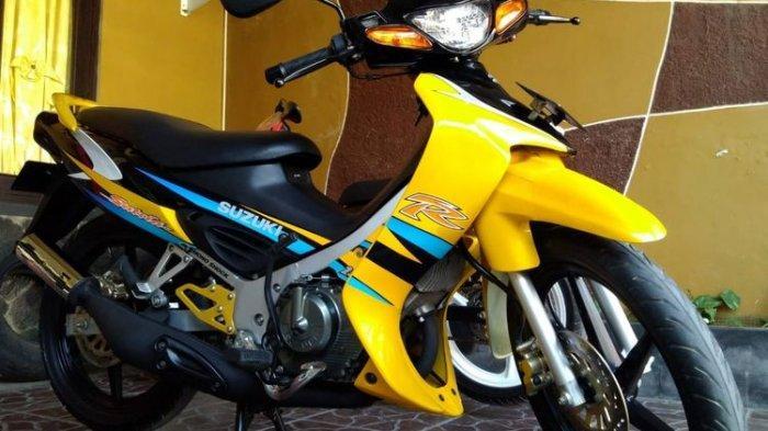 Harga Sepeda Motor Bekas Satria Hiu Tembus Rp 50 Juta, Ini Keistimewaannya