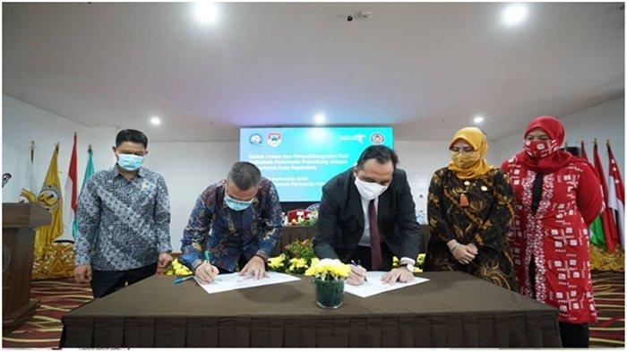 Poltekpar Palembang-Pemkot Pagaralam Tandatangan MoU untuk Kembangkan Destinasi Wisata