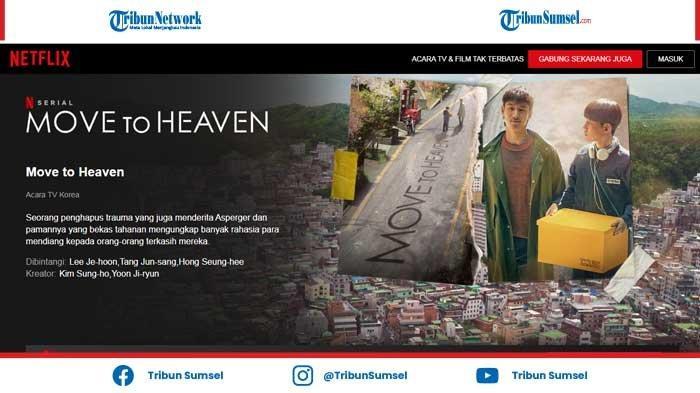 Semakin Menyentuh Hati, Berikut Sinopsis Episode Terakhir Drama Korea Move To Heaven Lengkap