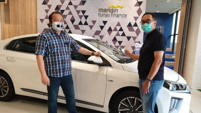 MTF Siapkan Skema Pembiayaan Mobil Listrik di Indonesia