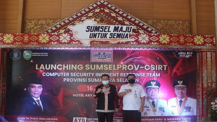 Pemkab Muara Enim Dukung Pengembangan Pertahanan Keamanan Siber