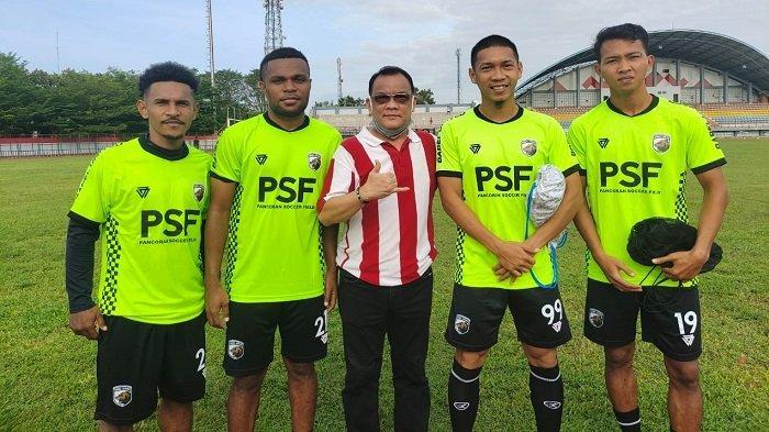Jelang Liga 2, Muba Babel United Rampungkan Tranfer 4 Pemain, Ada eks Persija dan Persipura