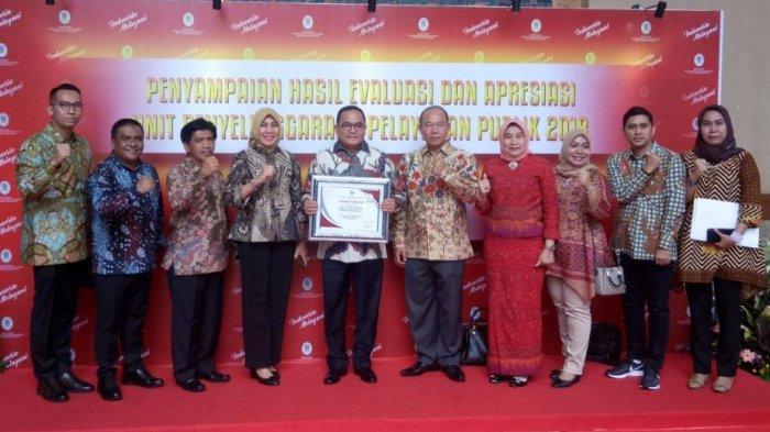 Muba Raih Penghargaan dari Kemenpan-RB, Dodi : Jadikan Motivasi Kerja Berikan Layanan ke Masyarakat