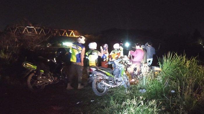 POL PP Lahat Pergoki Belasan Muda-Mudi Berduaan di Tepi Sungai Lematang Hingga Larut Malam