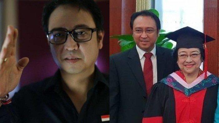 Siapa Muhammad Pranada Prabowo? Fakta Sosok Anak kedua Megawati, Bantu Sang Ibu di Balik Layar