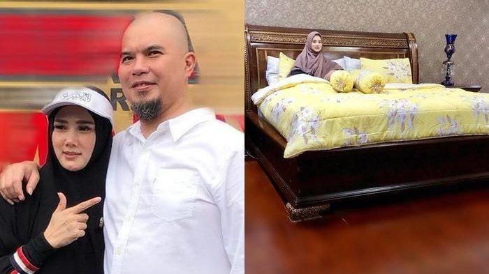 Mulan Jameela Bagikan Kisah Sedih, Lihat Sudut Rumahnya yang Berlafadz Ayat Suci Al-Quran