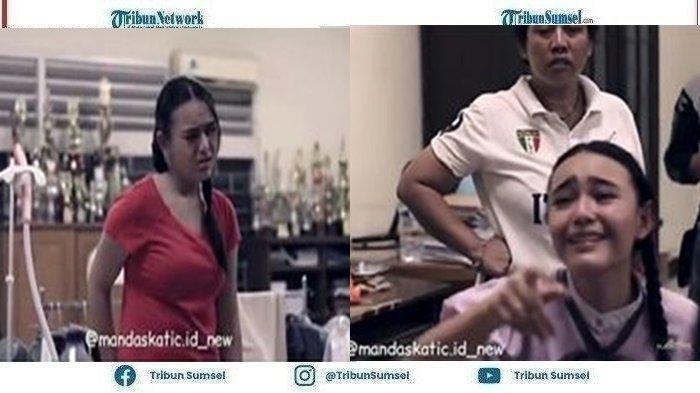Muncul Video Lama Amanda Manopo Saat Masih Syuting FTV, Publik Nilai Menggemaskan