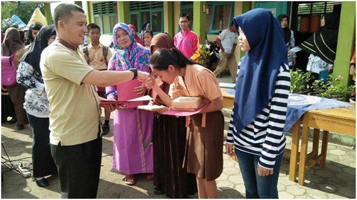 Lulusan SMPN 1 Babat Toman Sukses Tembus SMA Unggulan