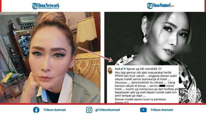 Murka Inul Daratista Soal Fasilitas Khusus Anggota DPR Isoman Covid di Hotel, Sentil Korupsi Bansos