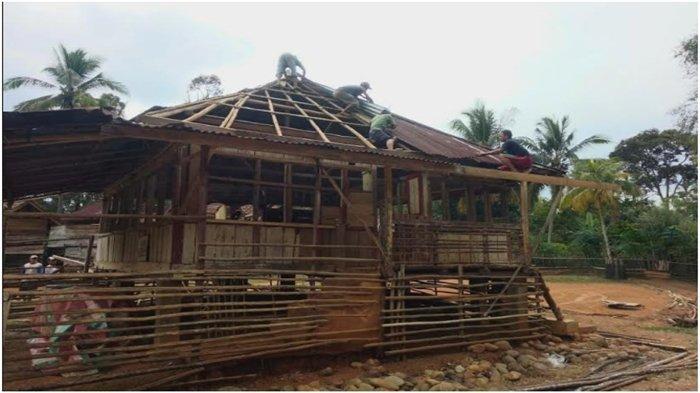 Bangunan Surau Tua di Tanjung Agung Muara Enim Pernah Nyaris Akan Roboh, Begini Kondisinya Sekarang