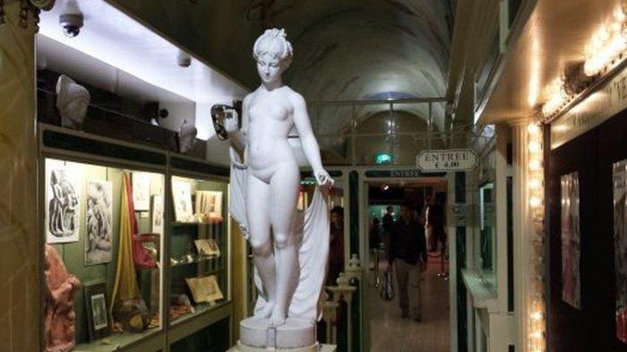 Berkunjung ke Museum Seks Tertua di Amsterdam, Ada Barang Erotis Dari Abad ke-19