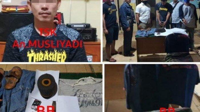 Tidak Sampai 24 Jam, Tersangka Pembunuhah di Tanjung Harapan Ogan Ilir Dibekuk Polisi