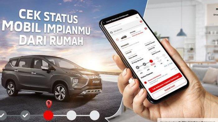Konsumen Bisa Pantau Proses Pemesanan dan Aktivasi Garansi Kendaraan Pakai My Mitsubishi Motors ID