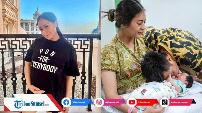 Nagita Slavina Ternyata Jadi Sosok Pencetus Nama Kedua Anak Baim Wong, Begini Cerita Awalnya