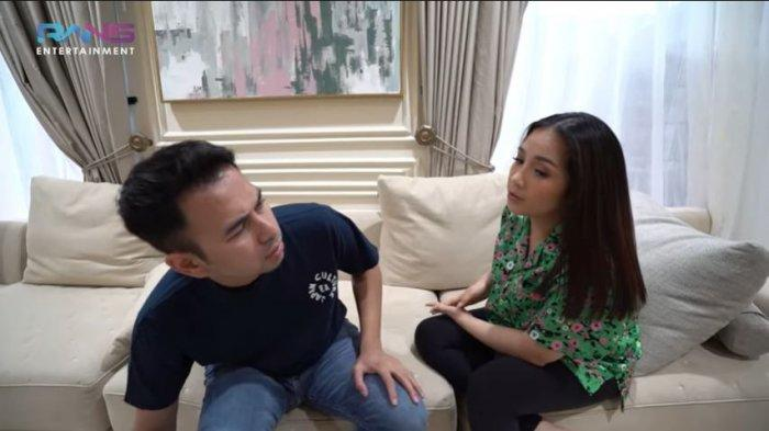 Nagita Slavina Panik Saat Raffi Ahmad Mau Cerita Soal Mimpi Istrinya Semalam Bersama Seseorang