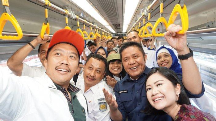Tarik Minat Penumpang Milenial LRT Sumsel Bakal Dilengkapi Wifi