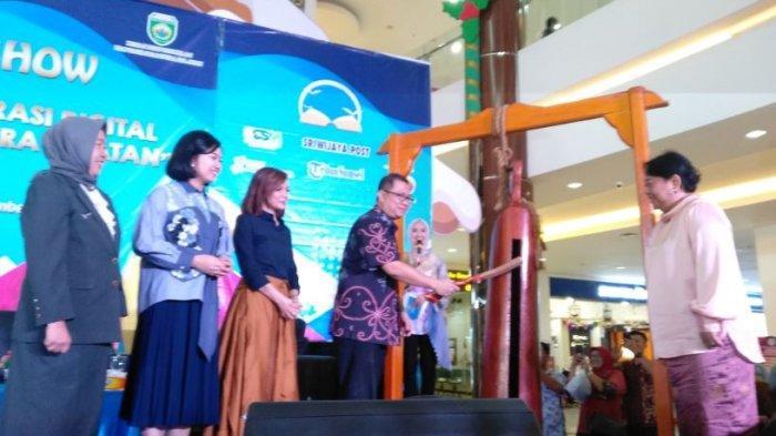 Najwa Shihab Puji Keindahan Palembang, Sejak Subuh Naik Getek Menikmati Wisata Sungai Musi