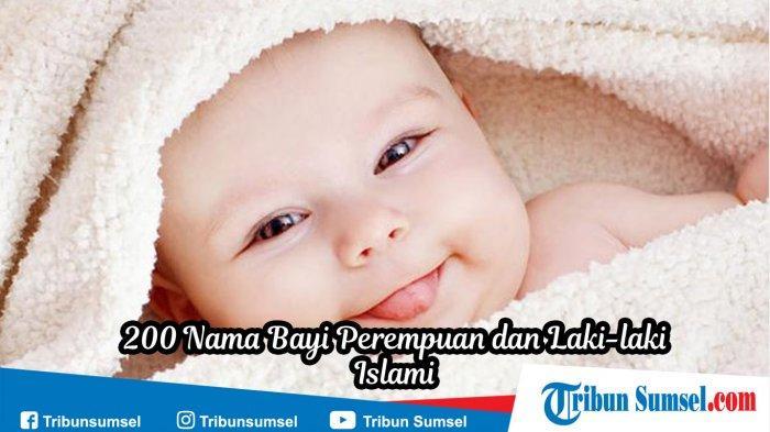 400 Nama Bayi Perempuan dan Laki-Laki Islami dan Modern, Dari A - Z dengan 2 Kata