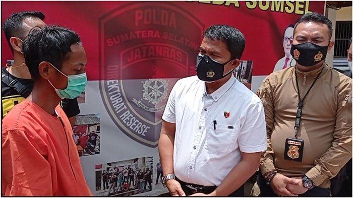 Residivis Kasus Begal dan Pembunuhan Menjambret di Jakabaring, Ditangkap Saat Main Judi Slot