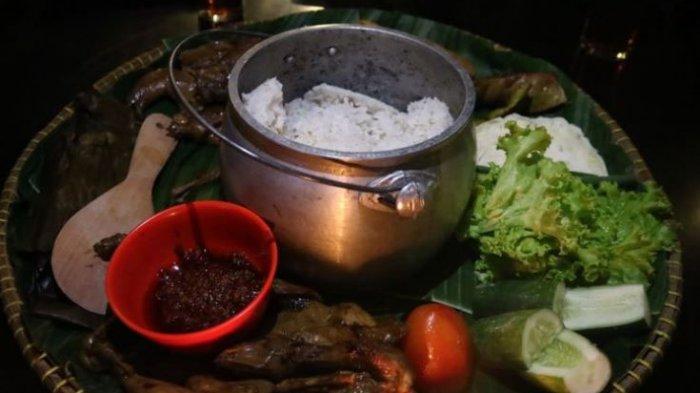 Apa Itu Ngeliwet? Nasi Liwet Makanan Khas dari Daerah Mana? Ini Sejarah Perkembangannya