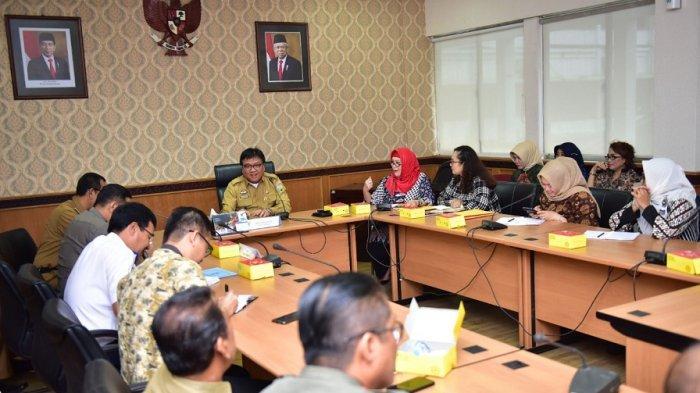 Sekda Nasrun Umar Rekomendasikan DWP Sumsel Tetap Kelola Aset Gedung Wanita Sriwijaya