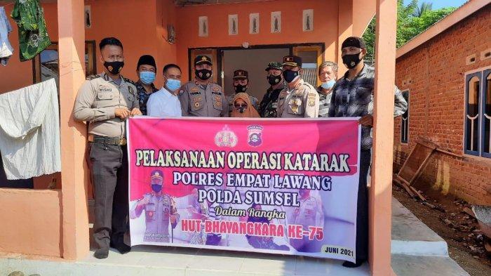 Nek Rusmawati, Guru Ngaji Penderita Katarak di Empat Lawang Akan Jalani Operasi Kedua
