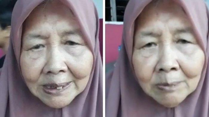 Video Viral Nenek 67 Tahun Curhat Usai Dititipkan Anaknya ke Panti Jompo, Pesannya Bikin Publik Haru