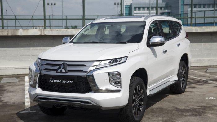 Mengintip Tampilan Elegan dan Fitur Keselamatan Mitsubishi New Pajero Sport