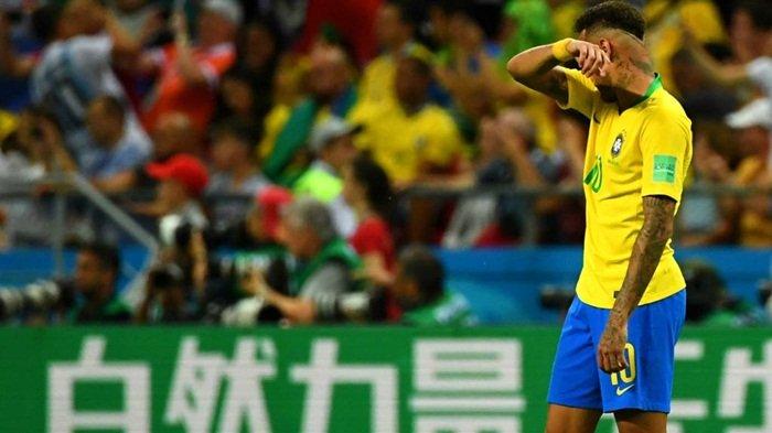 4 Kali Brasil Takluk oleh Tim Asal Eropa dan Sang Pelatih Pun Enggan Bicarakan Masa Depannya