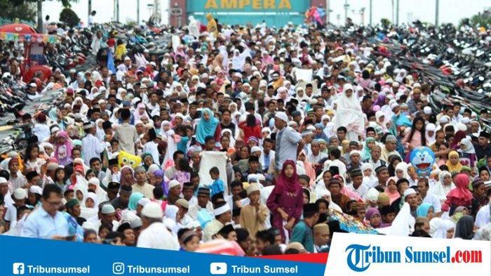 Niat Sholat Idul Fitri Dilengkapi Bahasa Latin, Arab dan Terjemahannya Sangat Mudah Dipahami