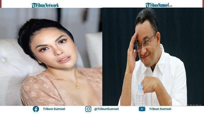 Nikita Mirzani Curiga Keuangan Gubernur Anies Baswedan Meningkat Semasa Menjabat, 'Kok Iso?'