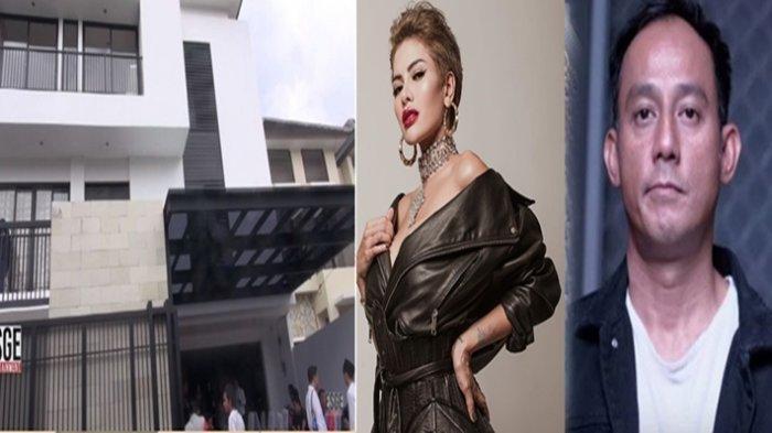 Nikita Mirzani Bangun Rumah Mewah Seharga 10 Miliar Benarkah Ada Uang Dipo Latief Ini Faktanya Tribun Sumsel