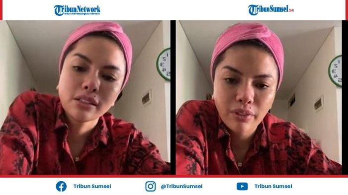 Merasa Diperas Hotel Tempat Karantina Covid, Nikita Mirzani Mencak-mencak : Bisa Kena Sakit Mental