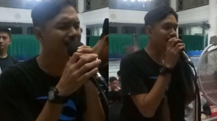 VIRAL Video Pemuda Bangunkan Sahur Gunakan Suara Merdunya, Namanya Nisfun Nahar Asal Aceh