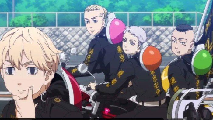 Nonton Streaming Tokyo Revengers Episode 16 Sub Indo Gratis, Link Youtube Muse Indonesia Gratis